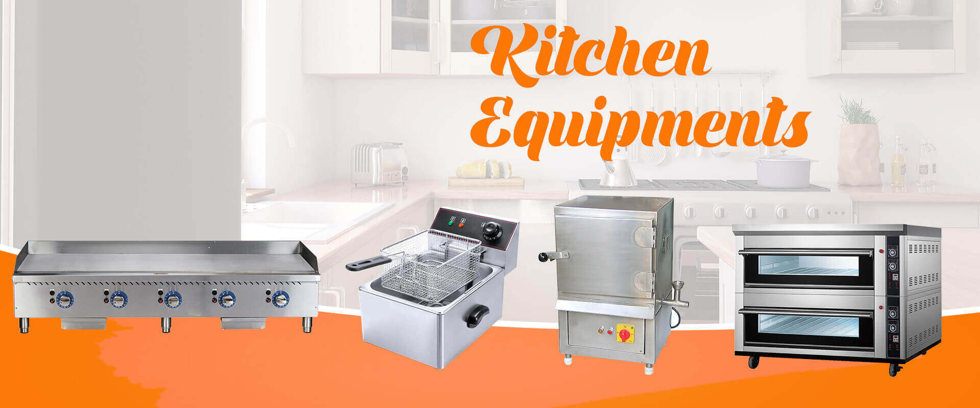 Kitchen Equipments In Raebareli