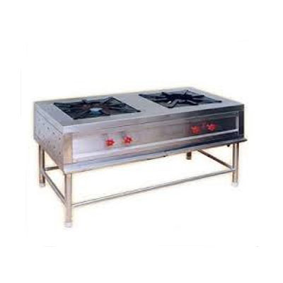 Double Burner Range In Sehore