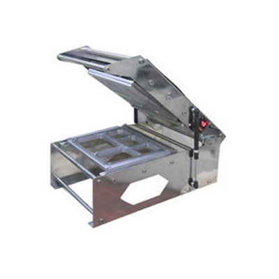 Meal Tray Sealing Machine In Raisen
